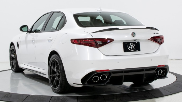 Used 2019 Alfa Romeo Giulia Quadrifoglio (SOLD) | Pompano Beach, FL