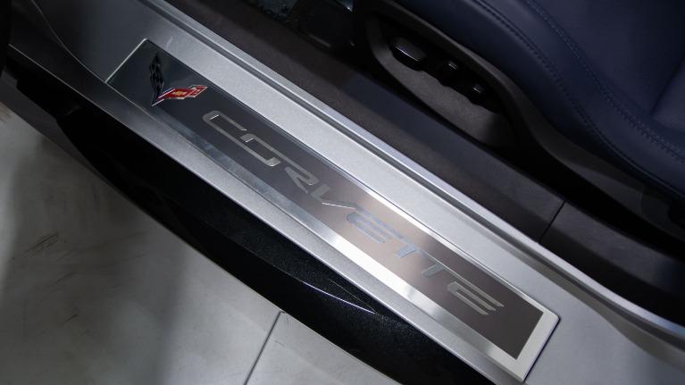 Used 2017 Chevrolet Corvette Z06 3LZ TWILIGHT BLUE DESIGN PKG | Pompano Beach, FL