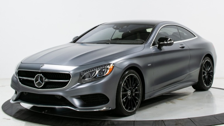 Used 2017 Mercedes-Benz S-Class S 550 4MATIC NIGHT EDITION | Pompano Beach, FL