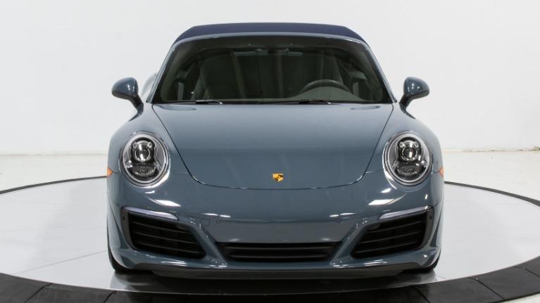 Used 2017 Porsche 911 Carrera Cabriolet (SOLD) | Pompano Beach, FL