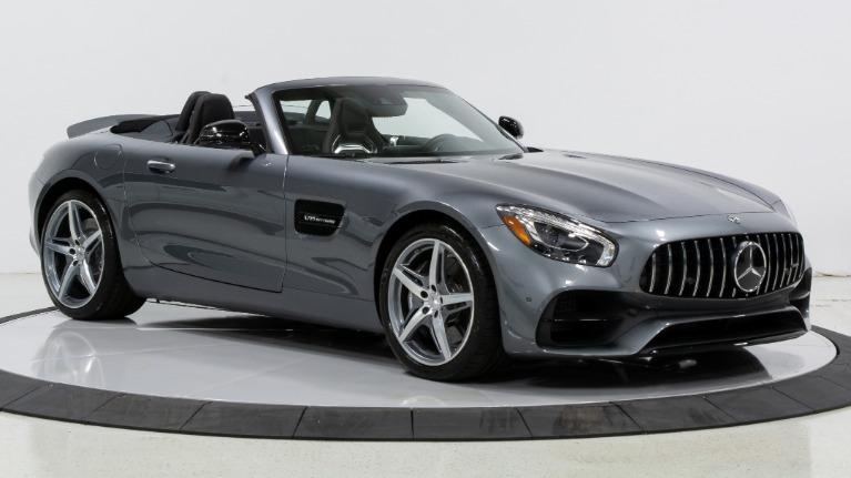 Used 2018 Mercedes-Benz AMG GT (SOLD) | Pompano Beach, FL