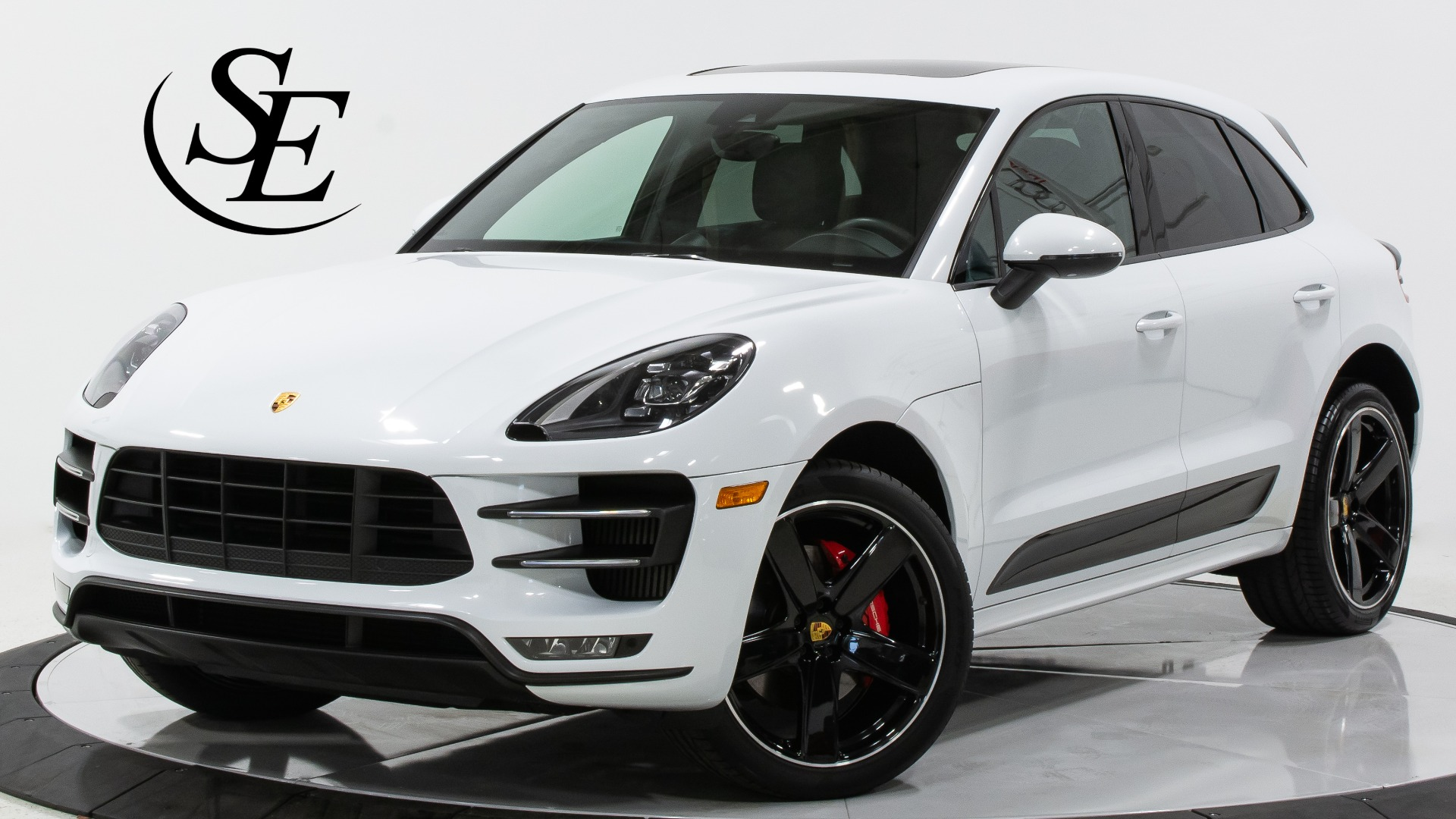 2017 Porsche Macan Turbo Sold Stock 22834 For Sale Near Pompano Beach Fl Fl Porsche Dealer