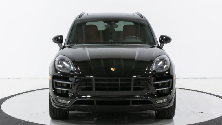 Used 2017 Porsche Macan Turbo (SOLD) | Pompano Beach, FL