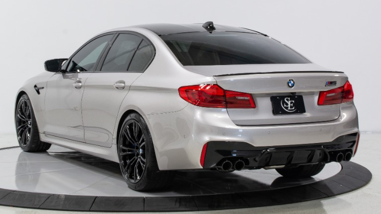 Used 2019 BMW M5 Competition (SOLD) | Pompano Beach, FL