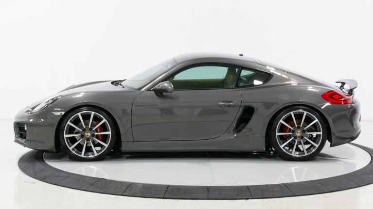 Used 2014 Porsche Cayman (SOLD) | Pompano Beach, FL