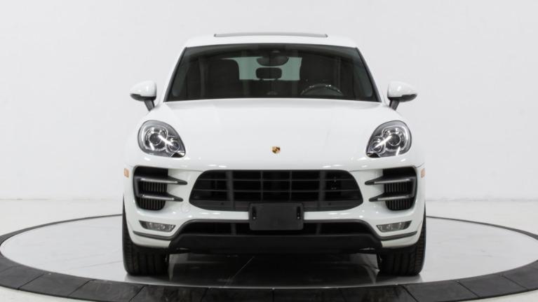 Used 2016 Porsche Macan Turbo | Pompano Beach, FL