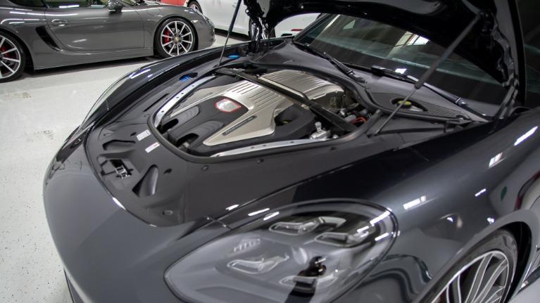 Used 2018 Porsche Panamera Turbo   Pompano Beach, FL