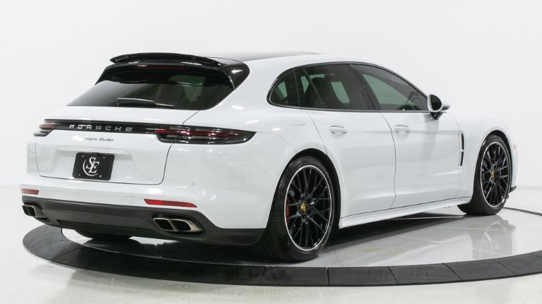 Used 2018 Porsche Panamera Turbo Sport Turismo | Pompano Beach, FL