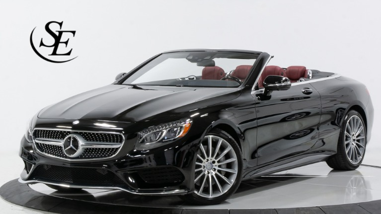 Used 2017 Mercedes-Benz S-Class S 550 $154K MSRP!! (SOLD) | Pompano Beach, FL
