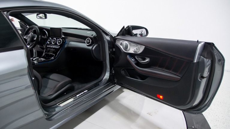 Used 2017 Mercedes-Benz C-Class AMG C 43 (SOLD)   Pompano Beach, FL
