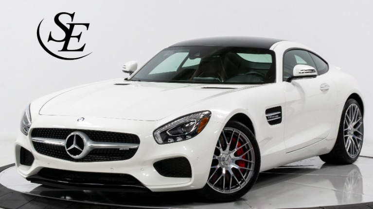 Used 2016 Mercedes-Benz AMG GT S (SOLD) | Pompano Beach, FL