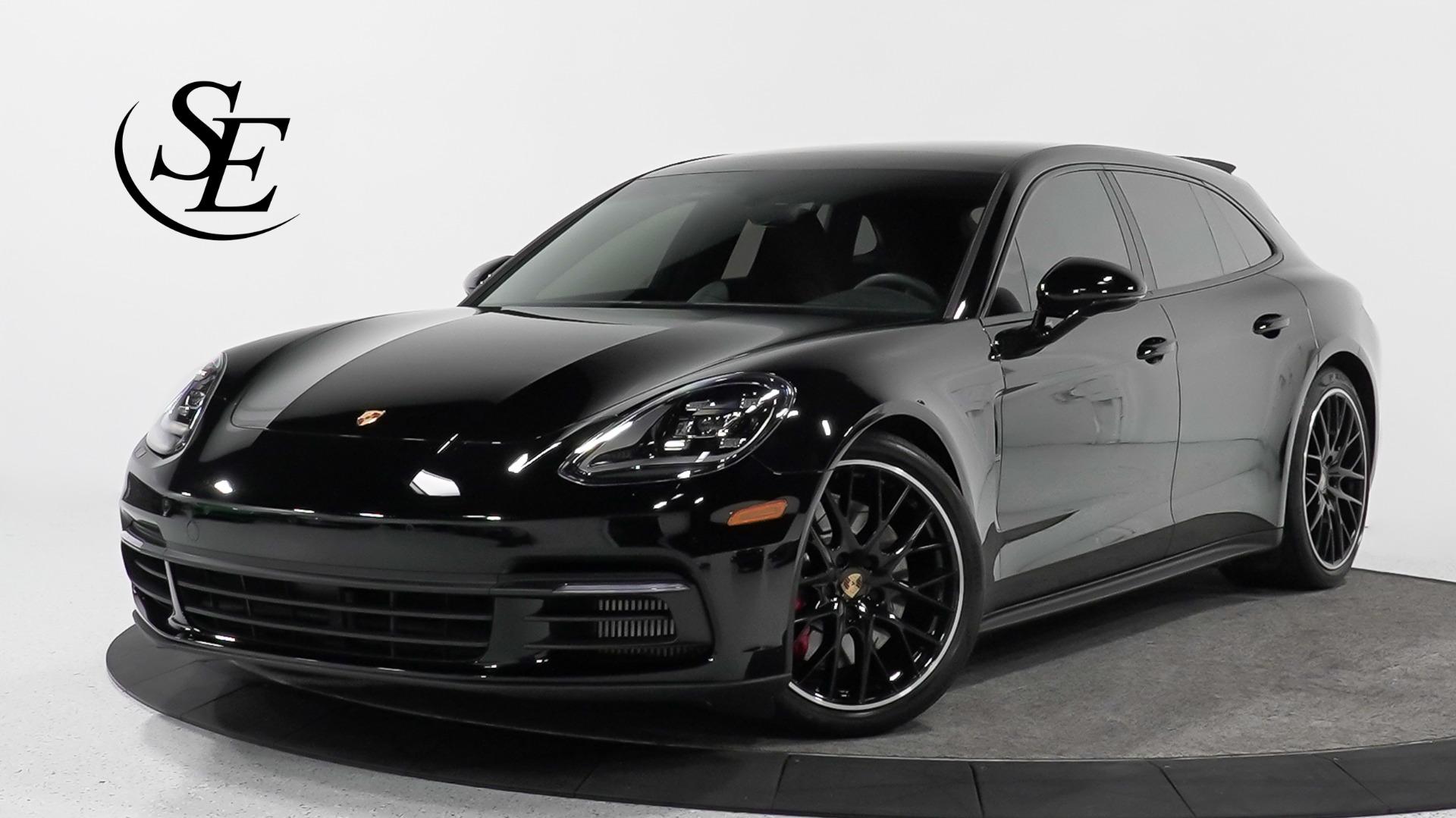 2018 Porsche Panamera 4s Sport Turismo Sold Stock 22862