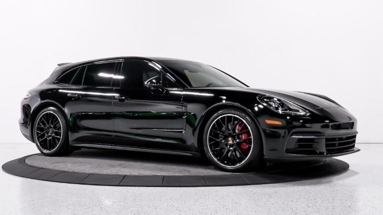 Used 2018 Porsche Panamera 4S Sport Turismo (SOLD) | Pompano Beach, FL