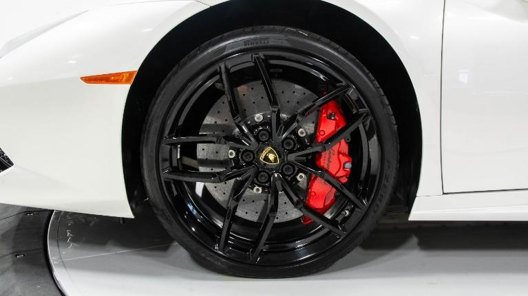Used 2016 Lamborghini Huracan LP 610-4 Spyder BALLOON WHITE! $313K MSRP! (SOLD) | Pompano Beach, FL