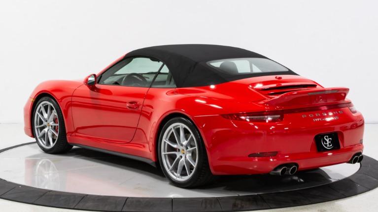 Used 2014 Porsche 911 Carrera 4S $159K MSRP!   Pompano Beach, FL