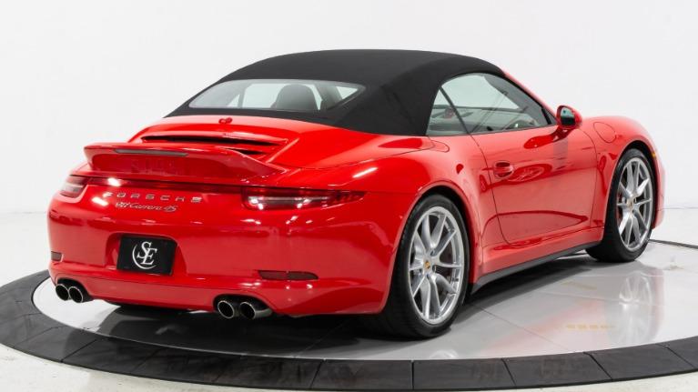 Used 2014 Porsche 911 Carrera 4S $159K MSRP! | Pompano Beach, FL
