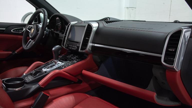 Used 2017 Porsche Cayenne Platinum Edition (SOLD) | Pompano Beach, FL