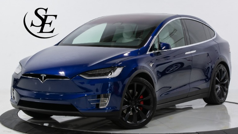 Used 2017 Tesla Model X P100D (SOLD) | Pompano Beach, FL
