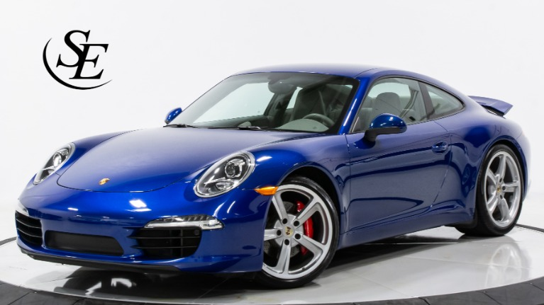 Used 2012 Porsche 911 Carrera S (991 NEW BODY) | Pompano Beach, FL