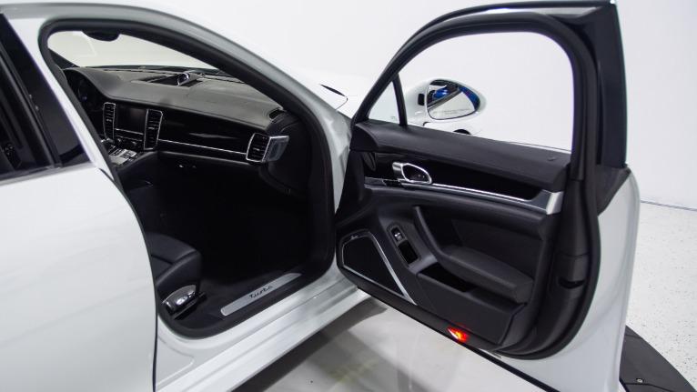 Used 2014 Porsche Panamera Turbo Executive (SOLD) | Pompano Beach, FL