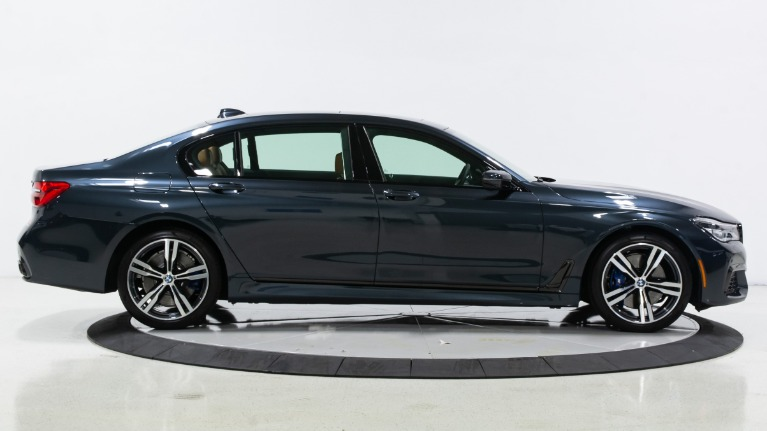 Used 2018 BMW 7 Series 750i M Sport (SOLD) | Pompano Beach, FL