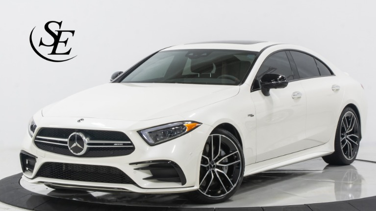 Used 2019 Mercedes-Benz CLS AMG CLS 53 S (SOLD) | Pompano Beach, FL