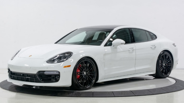 Used 2018 Porsche Panamera Turbo $187K MSRP!! | Pompano Beach, FL