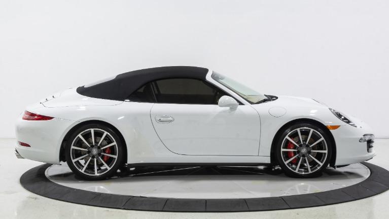 Used 2014 Porsche 911 Carrera 4S (SOLD) | Pompano Beach, FL