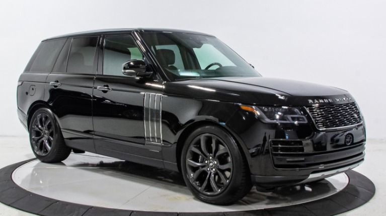 Used 2018 Land Rover Range Rover SVAutobiography Dynamic (SOLD) | Pompano Beach, FL