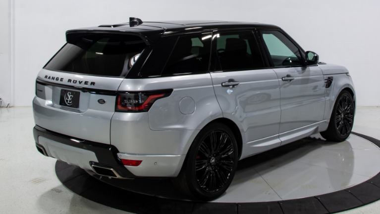 Used 2018 Land Rover Range Rover Sport HSE Dynamic (SOLD) | Pompano Beach, FL
