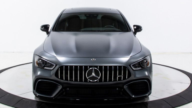 Used 2019 Mercedes-Benz AMG GT 63 S (SOLD) | Pompano Beach, FL