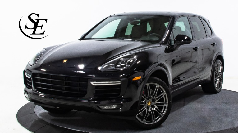 Used 2017 Porsche Cayenne Turbo | Pompano Beach, FL