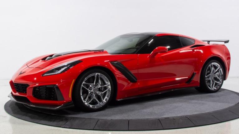Used 2019 Chevrolet Corvette ZR1 (SOLD) | Pompano Beach, FL