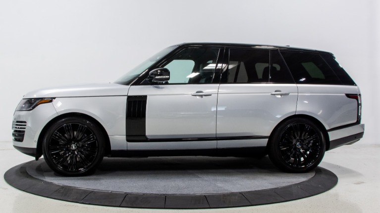 Used 2018 Land Rover Range Rover Supercharged $125K MSRP! | Pompano Beach, FL
