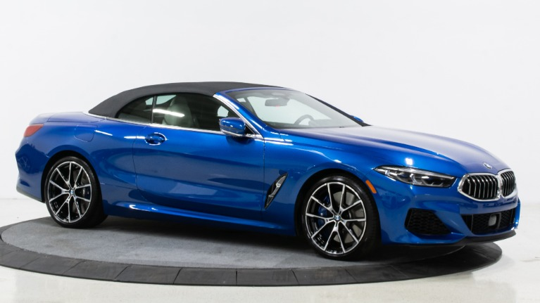 Used 2019 BMW 8 Series M850i xDrive | Pompano Beach, FL