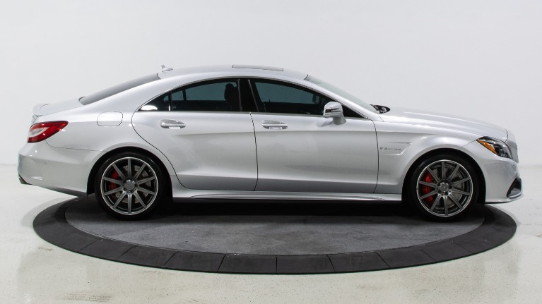 Used 2016 Mercedes-Benz CLS AMG CLS 63 S   Pompano Beach, FL