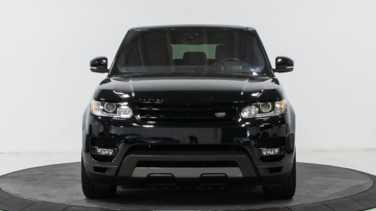 Used 2017 Land Rover Range Rover Sport Supercharged Dynamic | Pompano Beach, FL