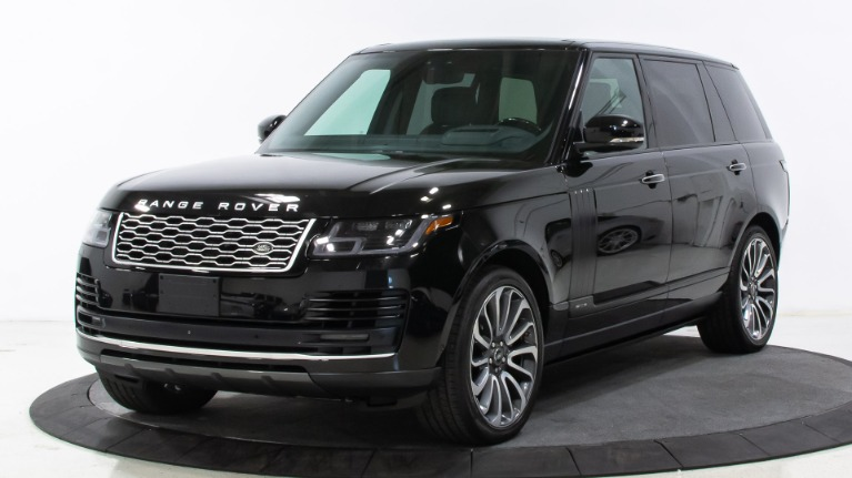 Used 2018 Land Rover Range Rover Autobiography LWB | Pompano Beach, FL