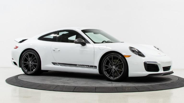 Used 2018 Porsche 911 Carrera T | Pompano Beach, FL