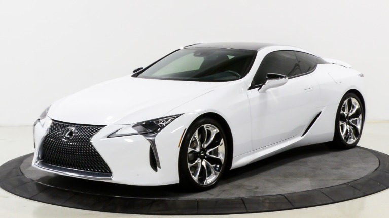 Used 2018 Lexus LC 500 (SOLD) | Pompano Beach, FL