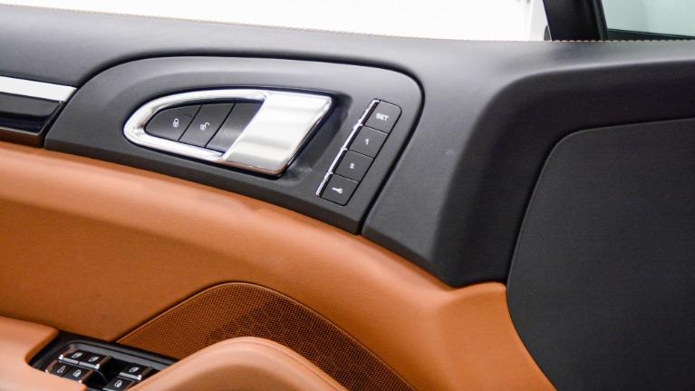 Used 2017 Porsche Cayenne Platinum Edition | Pompano Beach, FL