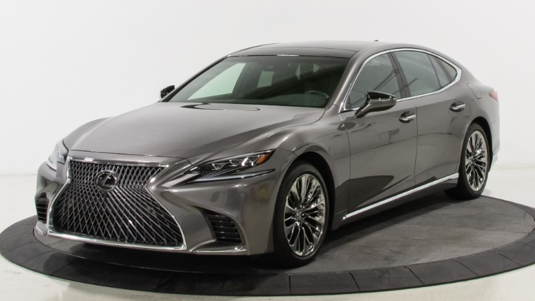 Used 2018 Lexus LS 500 WITH LUXURY PACKAGE | Pompano Beach, FL